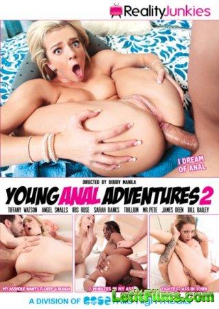 Скачать Young Anal Adventures #2 / Молодые Анальные Приключения #2 [2016]