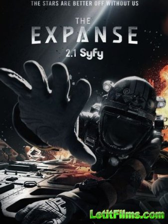 Скачать Пространство / The Expanse - 2 сезон (2017)