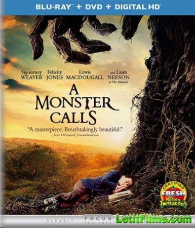 Скачать фильм Голос монстра / A Monster Calls (2016)