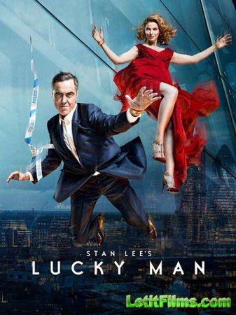 Скачать Счастливчик / Stan Lee's Lucky Man - 2 сезон (2017)