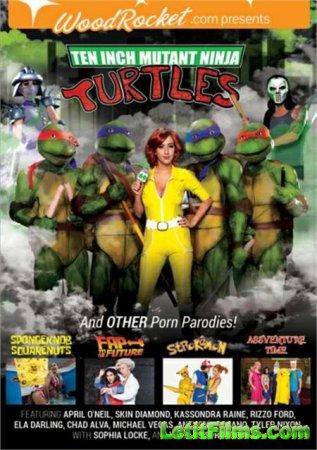 Скачать Ten Inch Mutant Ninja Turtles and Other Porn Parodies / Озабоченные ...