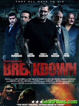 Скачать фильм Крах / Breakdown (2016)