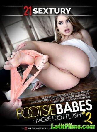 Скачать Больше Фут Фетиша 2 / Footsie Babes: More Foot Fetish 2 (2017)