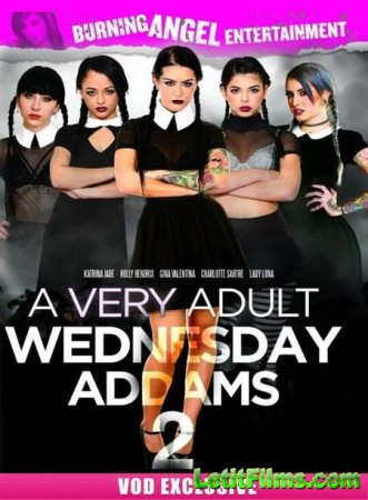 Скачать A Very Adult Wednesday Addams 2 (2017)