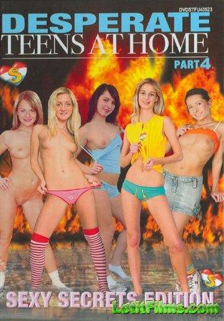 Скачать Desperate Teens At Home 4 / Отчаянные Подростки Дома 4 [2010]