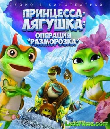 Скачать мультфильм Принцесса-лягушка: Операция «разморозка» / The Frog King ...