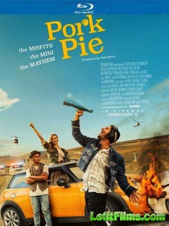 Скачать фильм Поркпай / Pork Pie (2017)