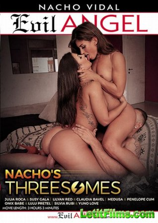 Скачать Nacho's Threesomes 1 / Втроём С Начо 1 [2016]