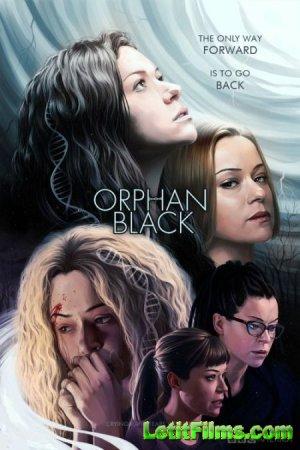 Скачать сериал Тёмное дитя / Orphan Black - 5 сезон (2017)