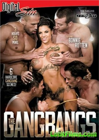 Скачать The Gangbangs 1 / Групповуха 1 [2016]