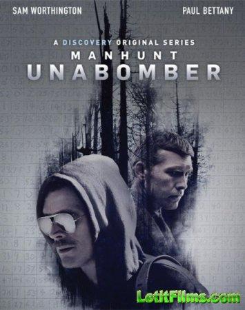 Скачать Охота возьми Унабомбера / Manhunt: Unabomber [2017]