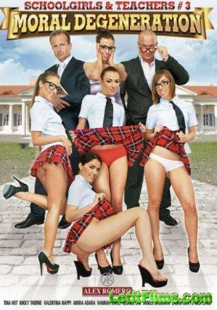 Скачать Schoolgirls and Teachers 3: Moral Degeneration / Сексуальное воспит ...