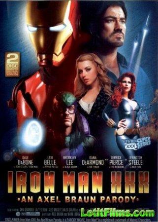 Скачать Iron Man XXX: An Axel Braun Parody / Железный Человек XXX: Пародия  ...