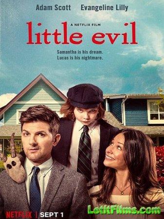 Скачать фильм Маленькое зло / Little Evil (2017)