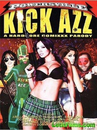 Скачать Kick Azz: A Hardcore Comixxx Parody / Пипец: Хардкорная пародия (20 ...