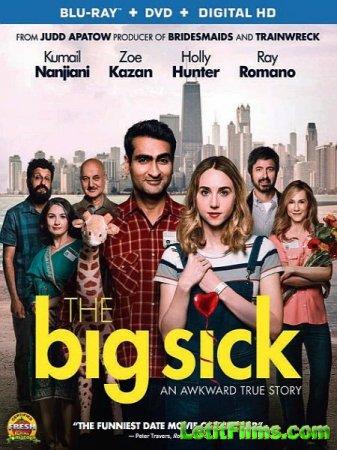Скачать фильм Любовь – болезнь / The Big Sick (2017)