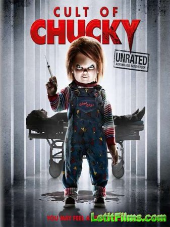 Скачать фильм Культ Чаки  / Cult of Chucky (2017)