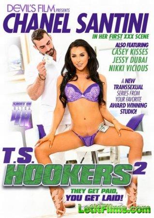 Скачать T.S. Hookers 2 / Трансы Шлюхи 2 [2017]