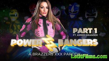 Скачать Power Bangers: A XXX Parody Part 1 (2017)