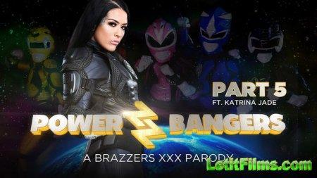 Скачать Power Bangers: A XXX Parody Part 5 (2017)