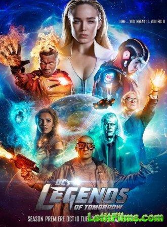 Скачать Легенды завтрашнего дня (3 сезон) / DC's Legends of Tomorrow [2017 ...
