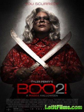 Скачать фильм Хэллоуин Мэдеи 2 / Tyler Perry's Boo 2! A Madea Halloween (2 ...