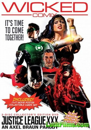 Скачать Justice League XXX - An Axel Braun Parody / Лига справедливости XXX ...