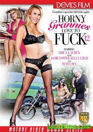Скачать Horny Grannies Love To Fuck 12 /  Горячие Бабульки Любят Трахаться  ...