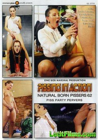 Скачать Pissing In Action - Natural Born Pissers 62 / Писсинг в действии -  ...