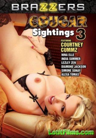Скачать Cougar Sightings 3 / Наблюдая за Пумами 3 [2018]