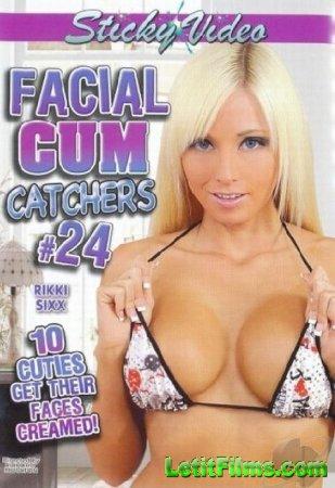 Скачать Facial Cum Catchers 24 / Глотатели спермы 24 (2013)