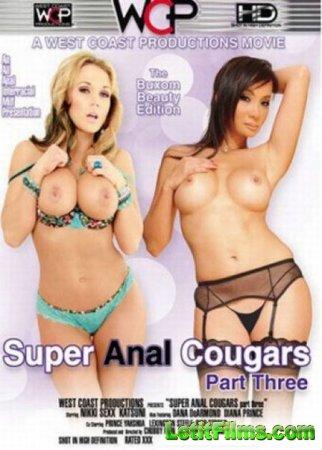 Скачать Super Anal Cougars 3 / Супер Анальные Мамочки 3 (2012)