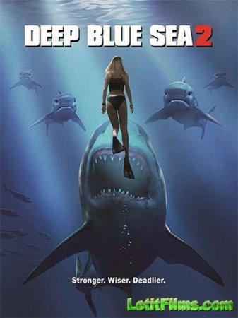 Скачать фильм Глубокое синее море 2 / Deep Blue Sea 2 (2018)
