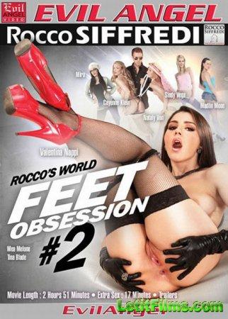 Скачать Rocco's World Feet Obsession 2 / Одержимость Ножками Rocco 2 (2013 ...