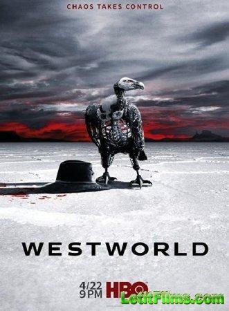 Скачать Мир Дикого запада / Westworld - 2 сезон (2018)
