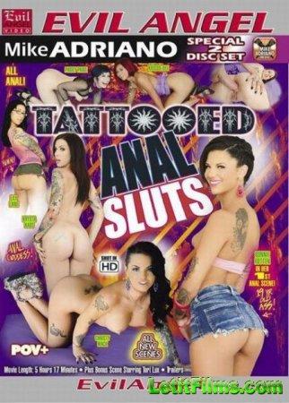 Скачать Tattooed Anal Sluts / Татуированные Анальные Шлюхи (2012)