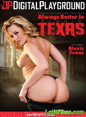 Скачать Always Better In Alexis Texas / Всегда Лучшее От Alexis Texas (2018 ...