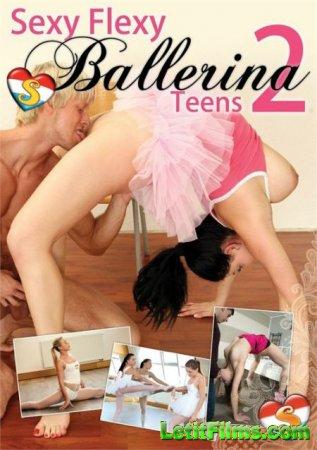 Скачать Sexy Flexy Ballerina Teens 2 / Сексуальные гибкие балерины 2 [2017]