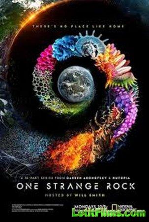 Скачать National Geographic. Неизвестная планета Земля (1 сезон) / One Strange Rock [2018]