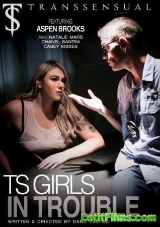 Скачать TS Girls In Trouble / Неприятности С TS Девочками [2017]