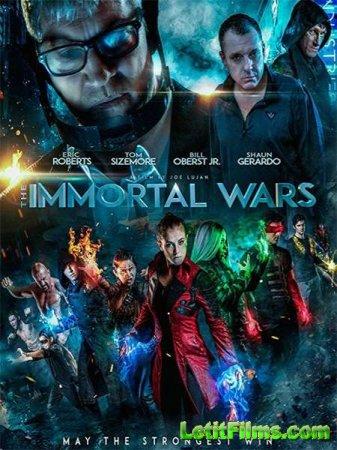 Скачать фильм Войны бессмертных / The Immortal Wars (2018)