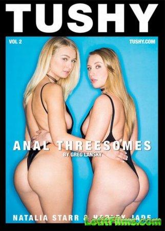 Скачать Anal Threesomes 2 / Анальные тройки 2 [2017]