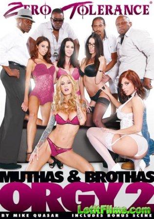 Скачать Muthas & Brothas Orgy 2 / Оргия мамок и братков 2 [2015]