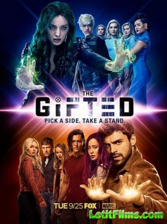 Скачать Одаренные (2 сезон) / The Gifted [2018]