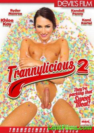 Скачать Trannylicious 2 / Восхитительные Трансы 2 [2018]