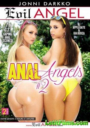 Скачать Anal Angels 2 / Анальные Ангелы 2 [2018]