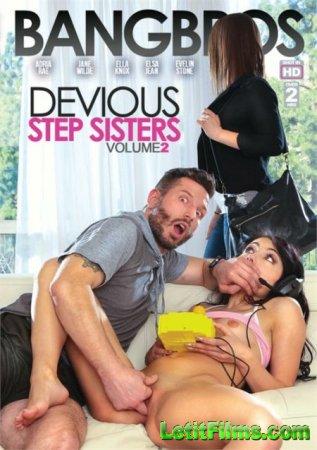 Скачать Devious Step Sisters 2 [2018]