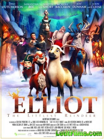 Скачать мультфильм Эллиот / Elliot the Littlest Reindeer (2018)