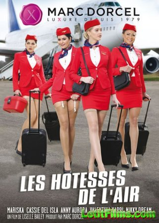 Скачать Les hotesses de l'air [2018]