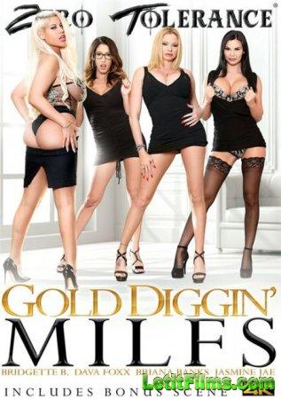 Скачать Gold Diggin MILFs / Золотая Подборка Мамочек (2018)